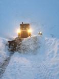 Beytüşşebap Ve Uludere İlçeleri Kar Altında Kaldı