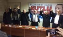 NEBIOĞLU - Çaycuma AK Parti İlçe Ve Belediye Belde Başkan Adaylarını Tanıttı