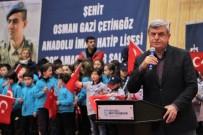 Derince'de Tamamlanan Spor Salonu Açıldı