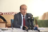 Devecioğlu Açıklaması 'Transfere Engel Dosyalar Çözülmezse Elazığspor'da Kapanma Süreci Başlayacak'