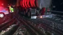 KERVAN - Düzce'de Yoğun Kar Yağışı