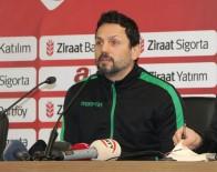 BODRUM BELEDİYESİ - E. Yeni Malatyaspor - Bodrumspor Maçının Ardından