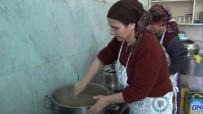 OĞLAN - Eşi İş Bulamayınca Kolları Sıvayıp Lokanta Açtı