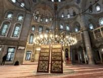 Eyüp Sultan Camisi, Savatlı'nın eserlerine kapılarını açtı