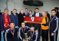 AVRUPA ŞAMPİYONU - Gaziantep Polisgücü Trophy Hazırlık Kampını Alanya'da Yapacak