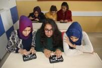 MILLI EĞITIM BAKANLıĞı - Görme Engelli Öğrenciler Dokunarak Okuyacak