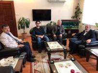 HÜSEYİN ŞAHİN - İslami Bilimler Fakültesinden Kaymakam Duru'ya Ziyaret