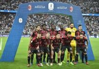 İTALYA - İtalya Süper Kupası Juventus'un
