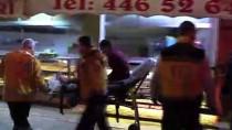 CEZAYIR - İzmir'de Ev Yangını