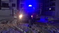 Karda Mahsur Kalan Ambulansa UMKE El Attı
