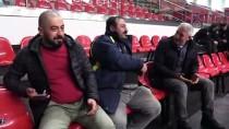 MIMARSINAN - Karda Mahsur Kalanlar Spor Salonunda Ağırlanıyor