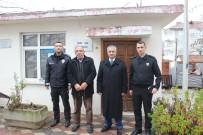 Kaymakam Yavuz'dan Mahalle Muhtarlarına Ziyaret