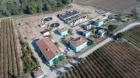 ARITMA TESİSİ - Manisa'da 2018 Yılında 40 Milyon Metreküp Atıksu Arıtıldı