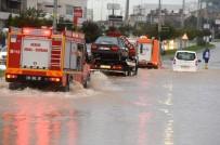 Mersin'de Yaralar Sarılıyor
