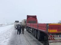 Nevşehir-Avanos Yolu Trafiğe Kapandı