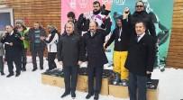 ERZURUM VALISI - Özel Sporcu Kadir Telli'den Büyük Başarı