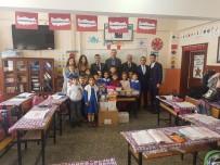 TÜRK TELEKOM - Pervari'de Öğrencilere Kırtasiye Yardımı