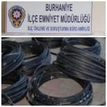 TÜRK TELEKOM - Polis Kablo Hırsızlarını Kıskıvrak Yakaladı