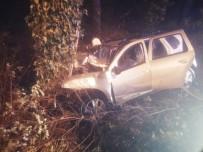 Samsun'da Trafik Kazası Açıklaması 1 Ölü, 3 Yaralı