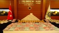NARKOTIK - Sarıyer'de 3 Çocuklu Aile, 115 Kilo Uyuşturucuyla Yakalandı