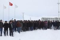 Seramik Fabrikası İşçileri Eylem Yaptı