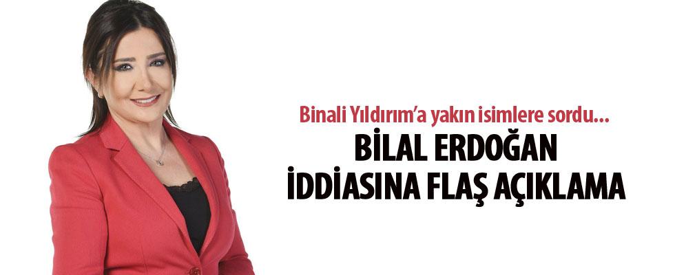 Sevilay Yılman'dan 'Bilal Erdoğan' iddiasını yazdı