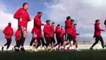 ALANYASPOR - Sivasspor'da Aytemiz Alanyaspor Maçı Hazırlıkları