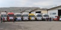 KIŞ MEVSİMİ - Suriyeli Yetimlere Gıda Ve Yakacak Yardımı