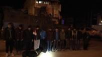 PAKISTAN - Tekirdağ'da 12 Kaçak Göçmen Yakalandı
