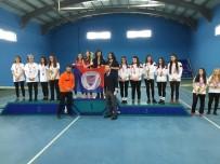 GENEL SEKRETER - Tenis Şampiyonlarına Ödül