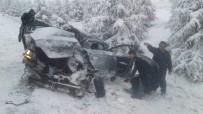 EMNIYET GENEL MÜDÜRLÜĞÜ - Trafik Canavarı Kana Doymadı, 1 Yılda 3 Bin 373 Kişi Öldü