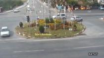 MOTOSİKLET SÜRÜCÜSÜ - Trafik Kazaları MOBESE Kameralarında