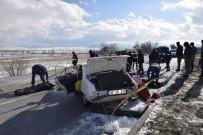EMNIYET GENEL MÜDÜRLÜĞÜ - Trafik Kazalarının 1 Yıllık Bilançosu