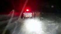 Tunceli'de Çığ Yüzünden Mahsur Kalan 301 Kişi Kurtarıldı