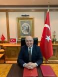 DIŞİŞLERİ BAKAN YARDIMCISI - Türkiye'nin Moskova Büyükelçisi Mehmet Samsar, Görevine Başladı