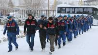 ÖMER HALİSDEMİR - Uyuşturucu Operasyonunda Gözaltına Alınan 17 Kişi Adliyeye Sevk Edildi
