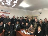 MUSTAFA YAVUZ - Uzun, 'Örnek Bir Belediyecilik Anlayışını Alaplı'da Gerçekleştireceğiz'