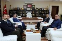 SAKARYA VALİSİ - Vali Nayir'den Başkan Dişli'ye Ziyaret