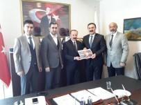 KOMBİNE BİLET - Van Ticaret Borsasından Büyükşehir Belediyespora Tam Destek
