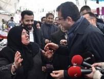 Vatandaştan İmamoğlu'na: CHP ile iş olmaz