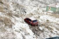 BOZOK ÜNIVERSITESI - Yozgat'ta Kar Yağışı Hayatı Olumsuz Etkiledi