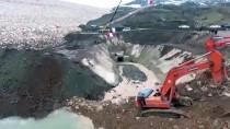 DOLULUK ORANI - Yukarı Afrin Barajı'nda Doluluk Oranı Yüzde 30'U Geçti