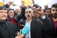 Yüzlerce Araçlık Konvoyla AK Parti İl Binasını Ziyaret Ettiler