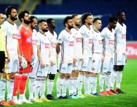 ABDIOĞLU - Ziraat Türkiye Kupası Açıklaması Medipol Başakşehir Açıklaması 1 - Hatayspor Açıklaması 0 (İlk Yarı)