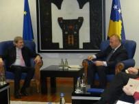 GÜMRÜK VERGİSİ - AB'nin Kosova'ya Baskısı Artıyor