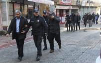 ADANA EMNİYET MÜDÜRLÜĞÜ - Adana'da terör örgütü HTŞ'ye operasyon