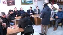GÖRME ENGELLİ - AK Parti Zeytinburnu Belediye Başkan Adayı Ömer Arısoy'dan Esnaf Ziyareti