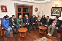 YOL HARITASı - Aktaş Bursaspor Taraftarlarıyla Buluştu