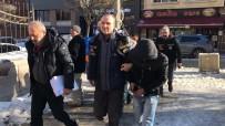 POLİS EKİPLERİ - Akü Hırsızları Adliyeye Sevk Edildi