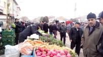 YUMURTA - Aşırı Kar Yağışı Aslanapa'da Sebze  Ve Meyve Fiyatlarına Yansıdı